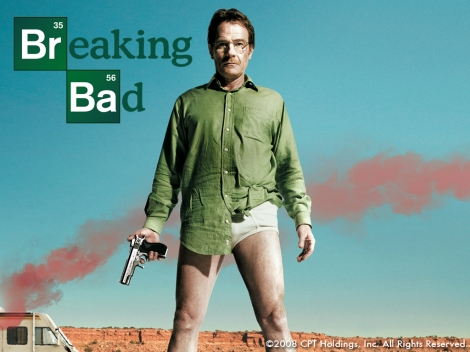 Is Walter White guilty of emotional eating?