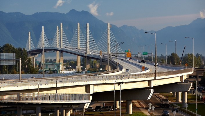 Golden Ears Bridge Image 1